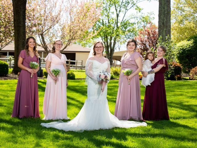 Billy and Megan's Wedding in Warren, New Jersey 6