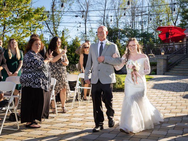 Billy and Megan's Wedding in Warren, New Jersey 9