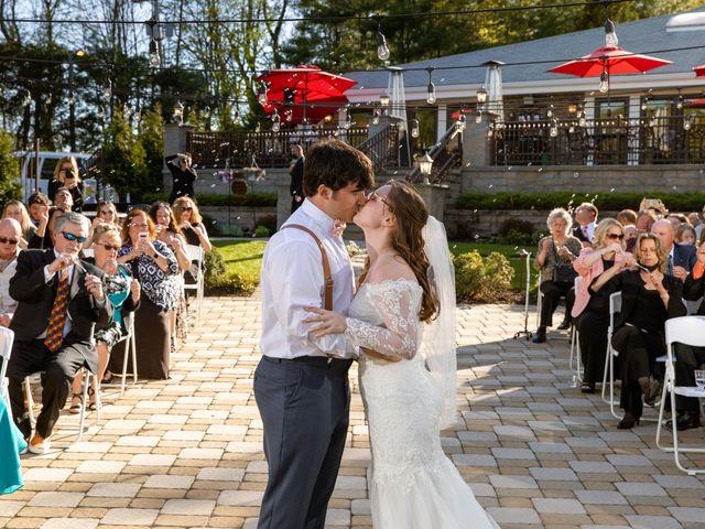Billy and Megan's Wedding in Warren, New Jersey 10
