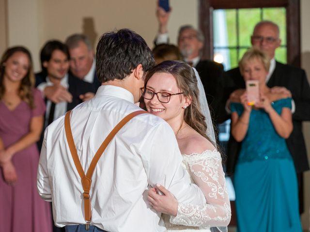 Billy and Megan's Wedding in Warren, New Jersey 15