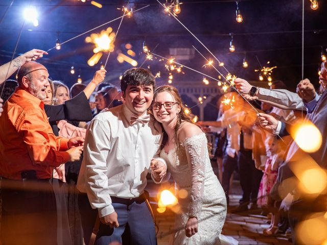 Billy and Megan's Wedding in Warren, New Jersey 16