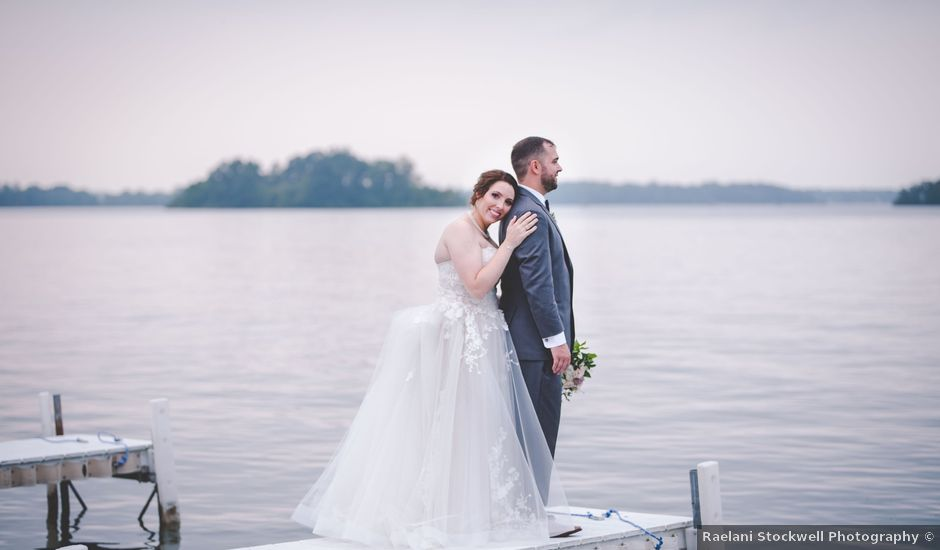 Gary and Ellen's Wedding in Shelbyville, Michigan