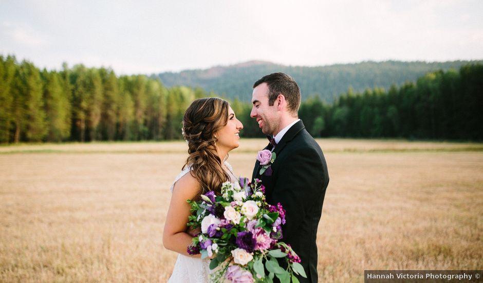 Luke and Joumanah's Wedding in Spokane, Washington