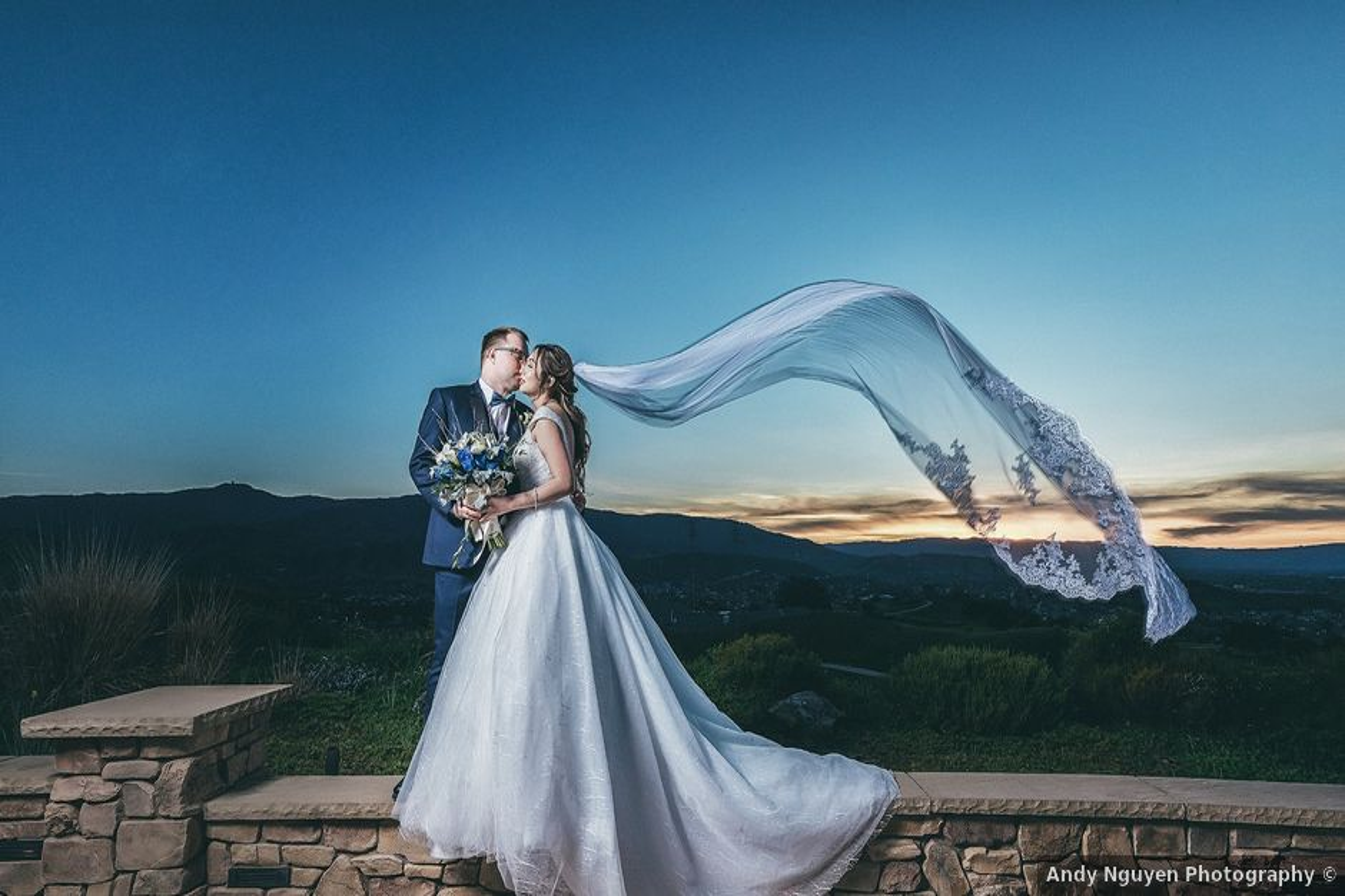 Shaun and Uyen's Wedding in San Jose, California