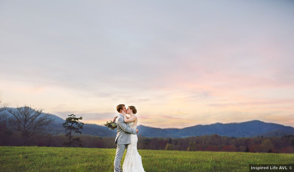 Zach and Meredith's Wedding in Asheville, North Carolina