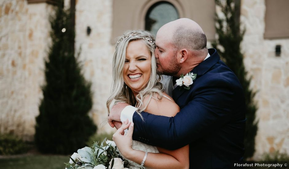 Austin and Jenna's Wedding in McKinney, Texas
