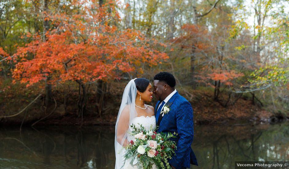 Julian and Naja's Wedding in Snellville, Georgia