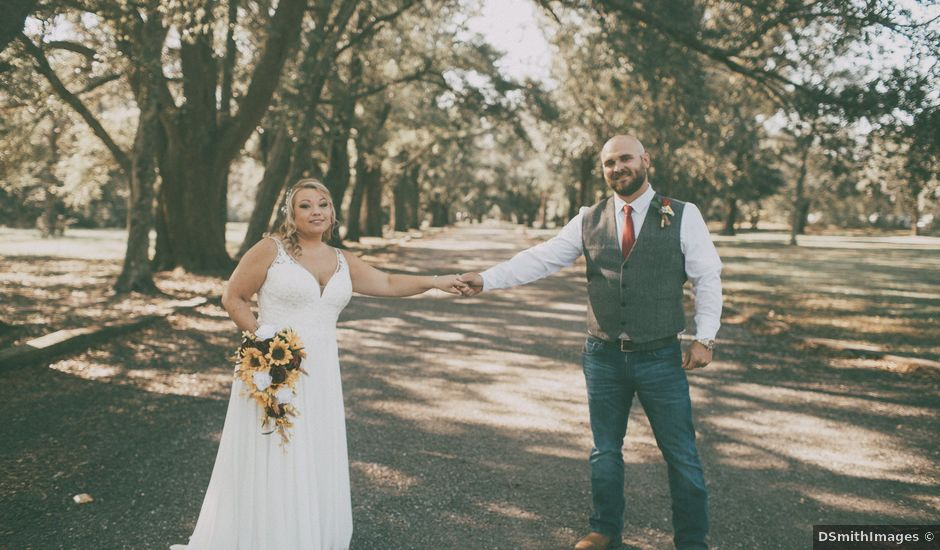 Nick and Erika's Wedding in Milton, Florida