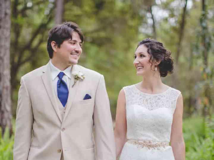 The wedding of Garrett and Loren