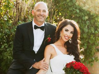 The wedding of Michael and Georgianna 1
