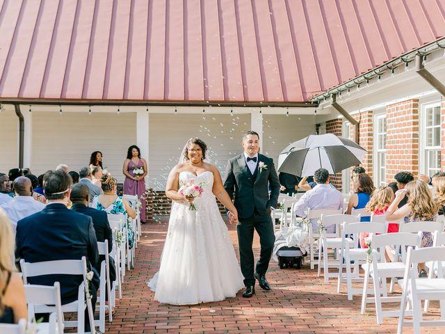 Allie and Elmer's Wedding in Hanover, Virginia 13