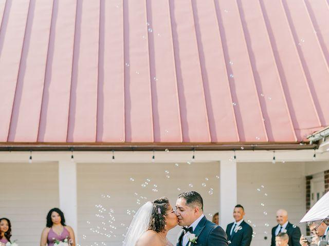 Allie and Elmer's Wedding in Hanover, Virginia 14