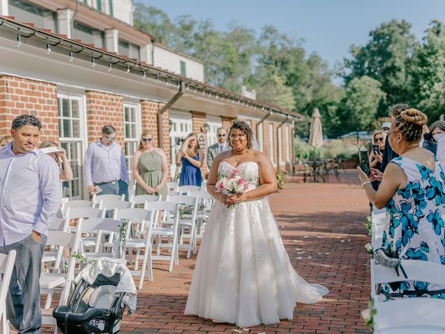 Allie and Elmer's Wedding in Hanover, Virginia 18