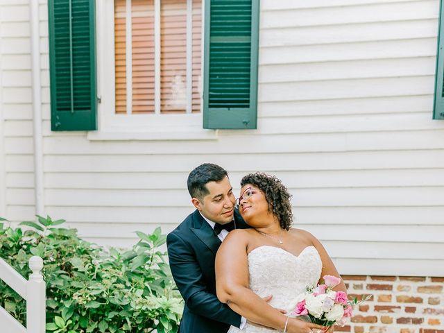 Allie and Elmer's Wedding in Hanover, Virginia 20