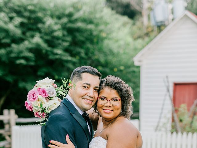 Allie and Elmer's Wedding in Hanover, Virginia 21
