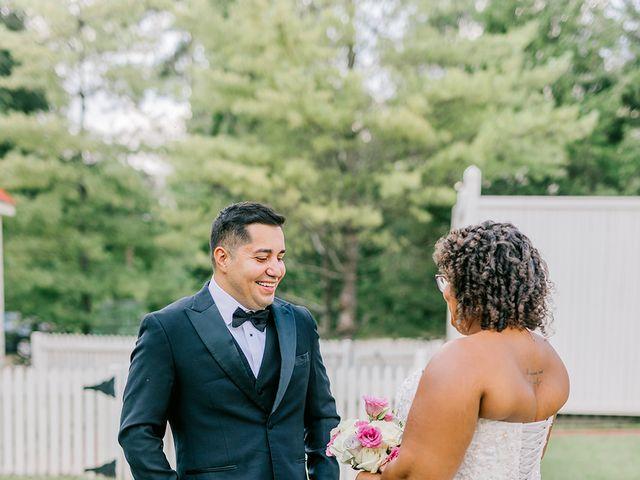 Allie and Elmer's Wedding in Hanover, Virginia 22