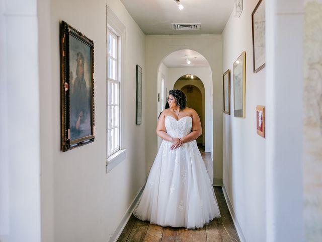 Allie and Elmer's Wedding in Hanover, Virginia 2