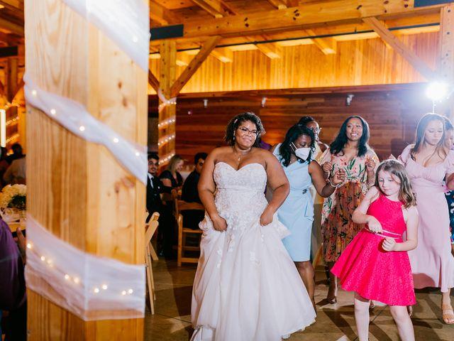 Allie and Elmer's Wedding in Hanover, Virginia 27