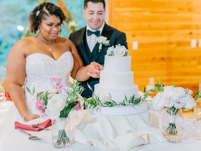 Allie and Elmer's Wedding in Hanover, Virginia 31