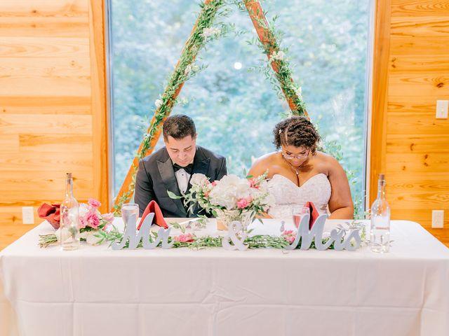 Allie and Elmer's Wedding in Hanover, Virginia 33