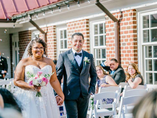 Allie and Elmer's Wedding in Hanover, Virginia 46