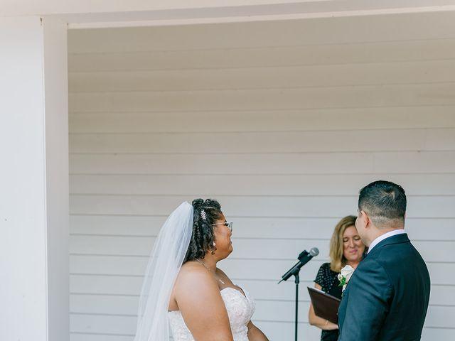 Allie and Elmer's Wedding in Hanover, Virginia 55