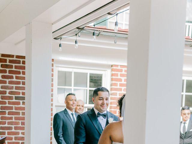 Allie and Elmer's Wedding in Hanover, Virginia 57
