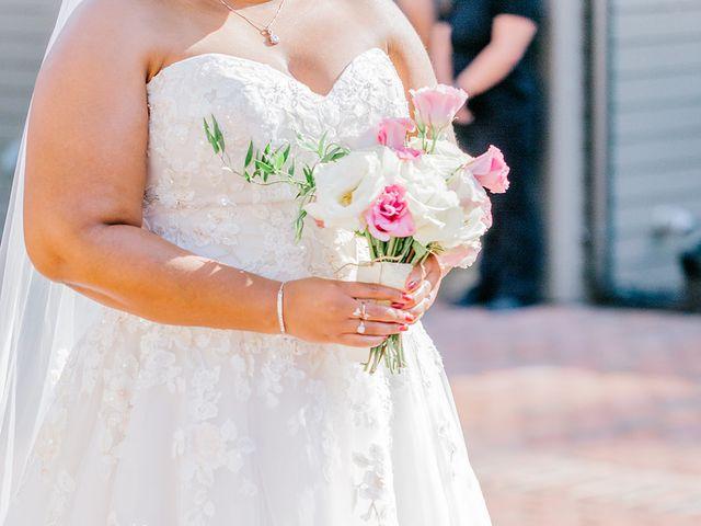 Allie and Elmer's Wedding in Hanover, Virginia 58