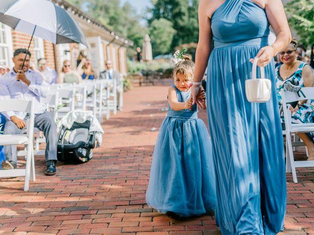 Allie and Elmer's Wedding in Hanover, Virginia 63