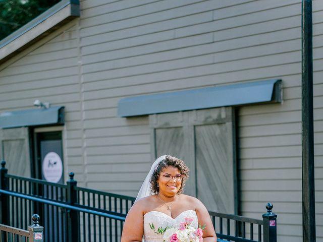 Allie and Elmer's Wedding in Hanover, Virginia 85