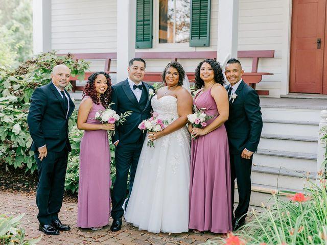 Allie and Elmer's Wedding in Hanover, Virginia 102