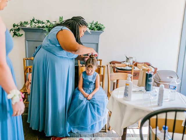 Allie and Elmer's Wedding in Hanover, Virginia 104