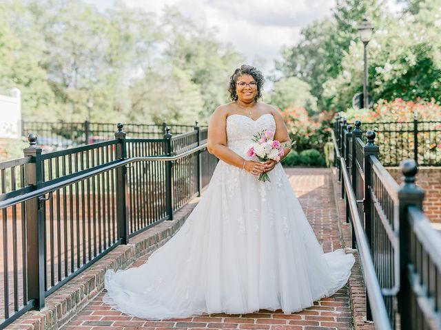 Allie and Elmer's Wedding in Hanover, Virginia 108