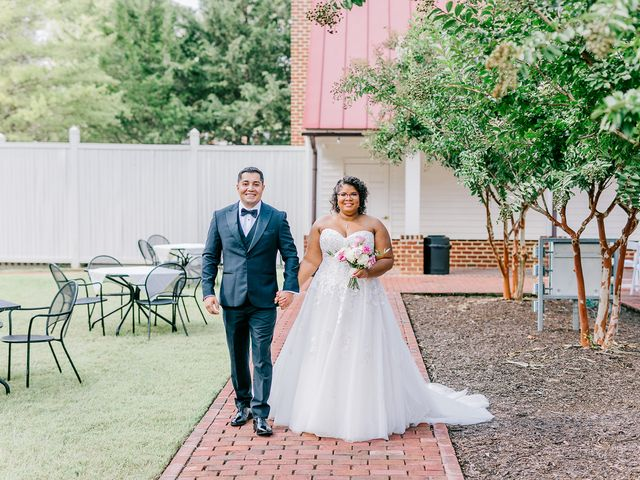 Allie and Elmer's Wedding in Hanover, Virginia 110