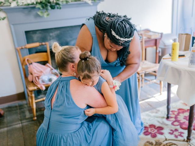 Allie and Elmer's Wedding in Hanover, Virginia 114