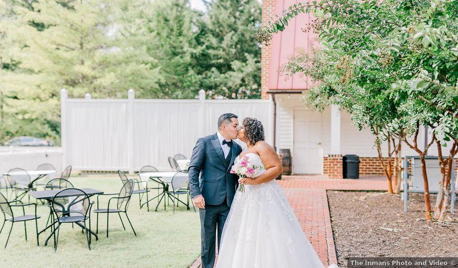Allie and Elmer's Wedding in Hanover, Virginia