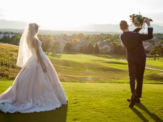 The wedding of Alexandra and Kevin 1