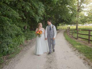 The wedding of Seth and Hunter 2