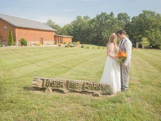 The wedding of Seth and Hunter 3