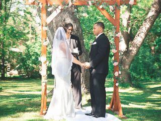 The wedding of Cameron and Felicia 2