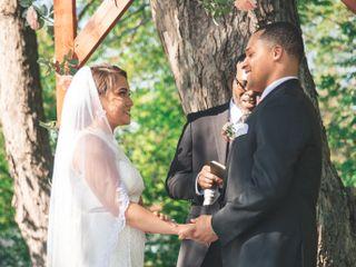 The wedding of Cameron and Felicia 3