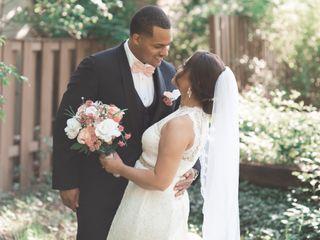 The wedding of Cameron and Felicia