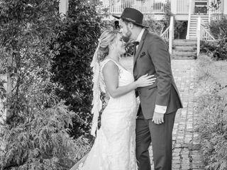 The wedding of Jonna and Thompson 2
