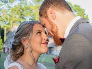 The wedding of Jonna and Thompson 3