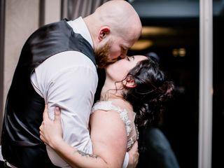 The wedding of Vanessa and John 3