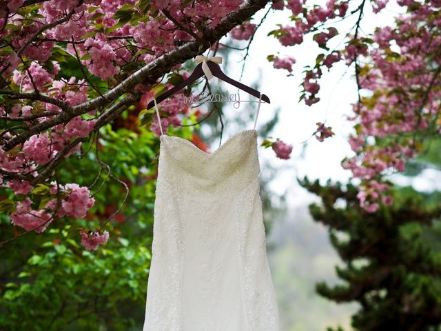 Cory and Brianna's Wedding in Lake Lure, North Carolina 14