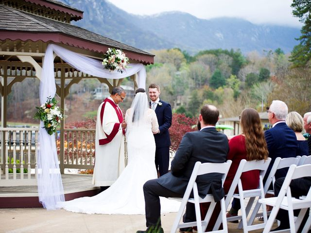 Cory and Brianna's Wedding in Lake Lure, North Carolina 32