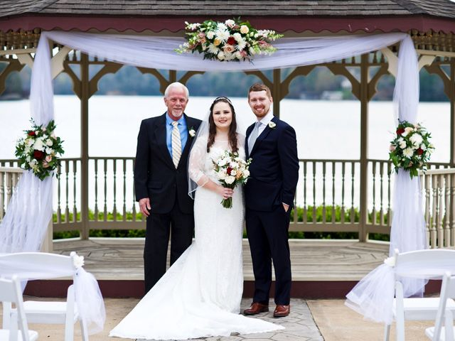 Cory and Brianna's Wedding in Lake Lure, North Carolina 39
