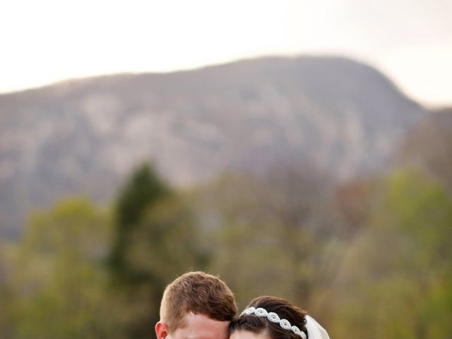 Cory and Brianna's Wedding in Lake Lure, North Carolina 47