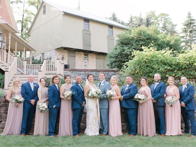 Jesse and Ashley's Wedding in Elizabethtown, Pennsylvania 10